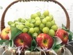 Cung cấp giỏ trái cây 20/10 nhập khẩu với chất lượng tốt nhất